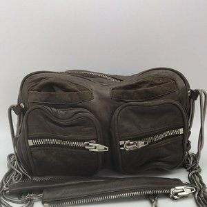 Alexander Wang Brown Leather Crossbody